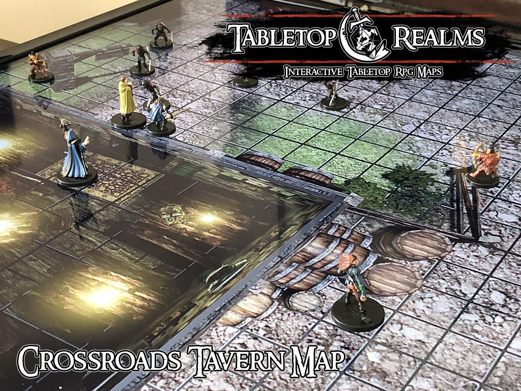 Crossroads Map Screenshot