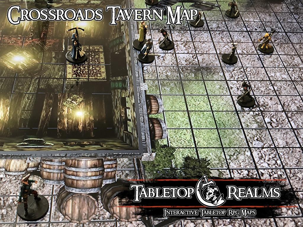 Map Usage Screenshot